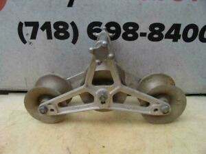 Condux Triple Sheave For Greenlee Cable Wire Puller Tugger Works Fine 1