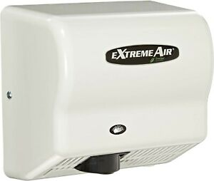 New Extreme Air Hand Dryer Gxt9 m By American Dryer In White