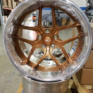 Billet Specialties Concave Pro Touring Hydro Wheels New 18x8 18x11 Set