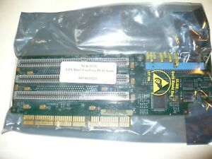 Lpx Riser Card For Atm Machine 3 Isa Slots 50 Pin Serial Port Nos
