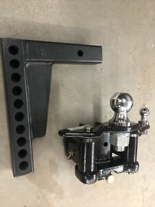 31335 Husky Towing Bar Weight Distribution Hitch Sway Control 12000lb Plus Shank