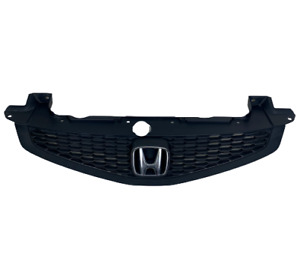 Genuine Oem Honda 2012 2013 Civic Si Coupe Front Grille W Emblem 71121 Ts9 A01