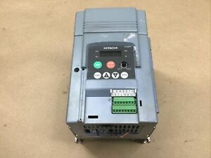 Hitachi L1000 Series Inverter L100 022nfe 2 2kw 220v 65c34 ad