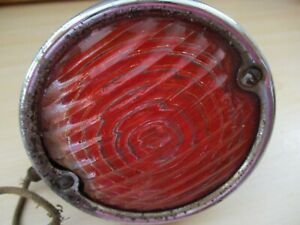 8n Ford Tractor Tail Light With Extra Lens