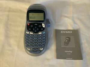 Dymo Letratag Label Maker With User Guide