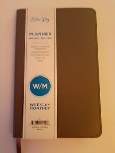 Blue Sky 2020 Weekly Monthly Appointment Book Planner Flexible Cover 5 X 8