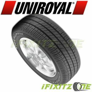 1 Uniroyal Tiger Paw Touring 255 45r19 100v All Season a s Tires