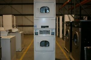 Huebsch Small Chassis Stack Dryer