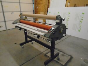 Royal Sovereign Rsc 1401c 55 Cold Roll Laminator