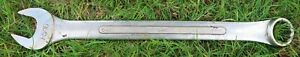 Vtg Sk Tools C 42 1 5 16 Raised Panel 12 Point Wrench Usa Made S k Alloy Forged