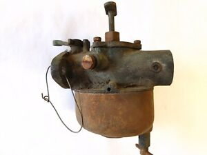 Model T Ford Holley G Brass Carburator 1916 1917 Antique Car Part Engine Fuel