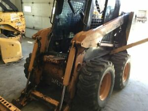 Case 430 Skid Steer Loader Arm Assembly Only Some Heat Exposure