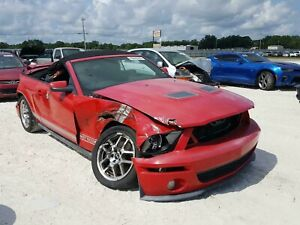 137k Mile Mustang Manual Mt Transmission 6 Speed 5 4l Supercharged 07 08 09