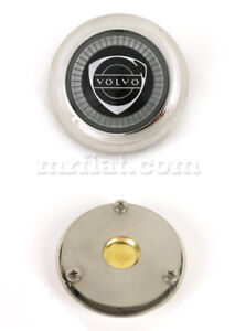 Volvo P1800 Horn Button With Ornament New