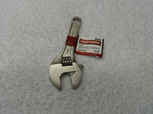 Craftsman 4 Adjustable Wrench Made In China Part 44601
