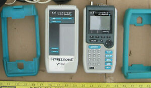 Microtest 2938 4007 02 Pentascanner Cable Tester Verifier 2 Way Injector 2938