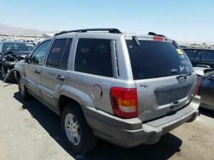 Driver Front Seat Bucket Lhd Cloth Manual Fits 00 02 Grand Cherokee 1384773