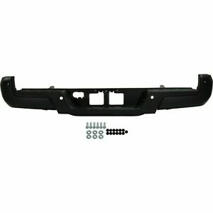 New Rear Step Bumper Assembly For 2016 2018 Toyota Tacoma Ships Today