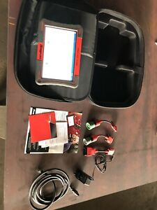 Snapon Pro Link Edge Heavy Duty Scanner Scan Tool Touchscreen Eehd189090