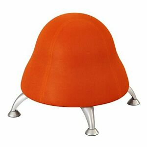 Polyester Mesh Runtz Ball Chair Orange