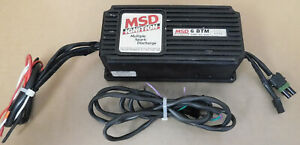 Msd 6462 6btm Cd Ignition Box Anolog Rpm Limiter one Stage Retard Serial 4859