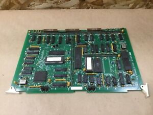 Barber Coleman Sequence Hydraulic Pcb Board A 13396 9 Maco 4000 05z57