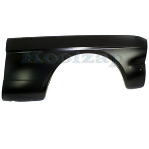 64 66 Mustang Convertible fastback hardtop Front Fender Primed Steel Right Side