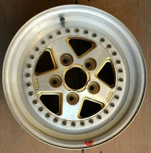 Gotti Wheels Rims 16 Inch 5x130 2 pc Gold Polished Price Per Wheel