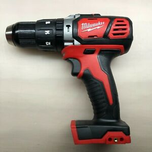 Milwaukee 2607 20 M18 Cordless Hammer Drill Bare Tool New 2 Day Shipping