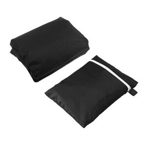 Nylon Half Car Cover Top Waterproof Auto Protector Cover From Windshield Cover
