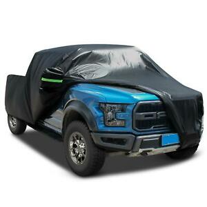 Full Truck Cover Water Resistant Uv Dirt Dust Scratch Indoor Pickup Protection