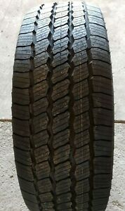 Kumho Crugen Ht51 245 75r16 Load E 10 Ply Tire New Takeoff Excellent