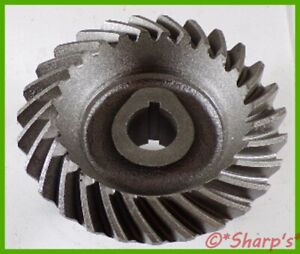 F3057r John Deere 620 630 720 730 Governor Gear Made In America Cleaned