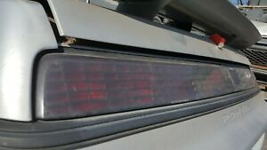 85 Pontiac Fiero Gt Right Pass And Left Driver Tail Lights Oem Used See Pics