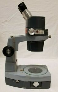 Ao 570 Scientific Stereo Star Zoom Microscope 0 7x To 4 2x Used