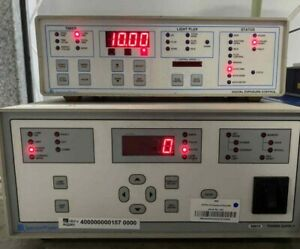 Newport Thermo Oriel 69907 Power Supply With 68945 Digital Exposure Control