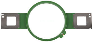 Round Hoops Embroidery Hoop 21cm For Tajima Commercial Machines Round Hoops