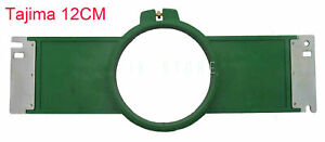 Round Hoops Embroidery Hoop 12cm For Tajima Commercial Machines Round Hoops