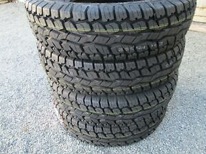 4 New P 26570r17 Armstrong Trutrac At Tires 70 17 2657017 All Terrain At 560ab Fits 26570r17
