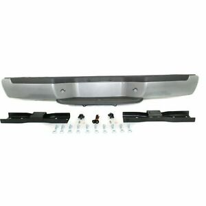 New Complete Rear Step Bumper Assembly For 1998 2004 Nissan Frontier Ships Today