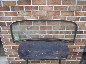 1936 Plymouth Dodge Windshield Good Frame