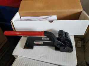 New in box Mip 1200 Manual Light Duty Steel Strapping Banding Tensioner