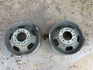 Ford Chevy Dodge 17 Inch Wheel Rim Dual Dually Drw 8 Lug 6 5 Bolt Pattern