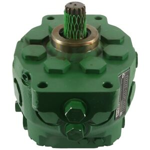 New Hydraulic Pump For John Deere Tractor 4755 4760 4850 4955 4960 8430