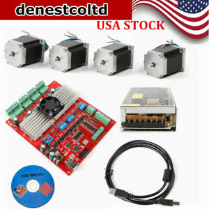 New 1000 1000mm 4 Axis Cnc Router Machine Complete Kit 2 2kw Cnc Engraver Usa