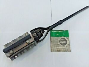Sunnen An 111 Portable Cylinder Hone An Honing Stones Machinist Boring Tool