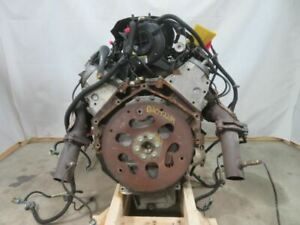 4 8 Liter Engine Motor Lr4 Gm Gmc Chevy 106k Complete Drop Out Ls Swap