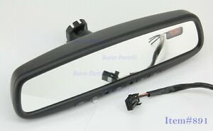 Auto Dimming Rear View Mirror Homelink Compass Gntx 453 Nissan Maxima 5 Wire