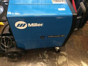 Millermatic 252 Mig Welder Used Once All Accessories Are New Local Pickup