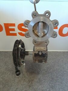 Crane Flowseal Butterfly Valve 316 Ss Pessco Is Offering 1 H111120 27